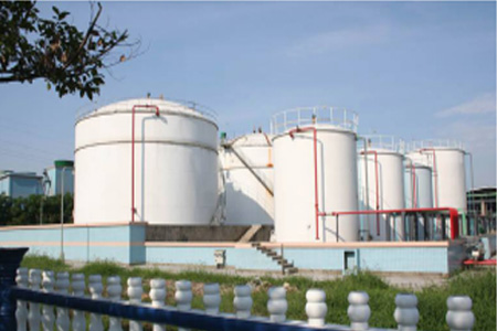 Olefins Storage Tank Shanxi Coking Coal Group Feihong Chemical Co., Ltd. CHINA